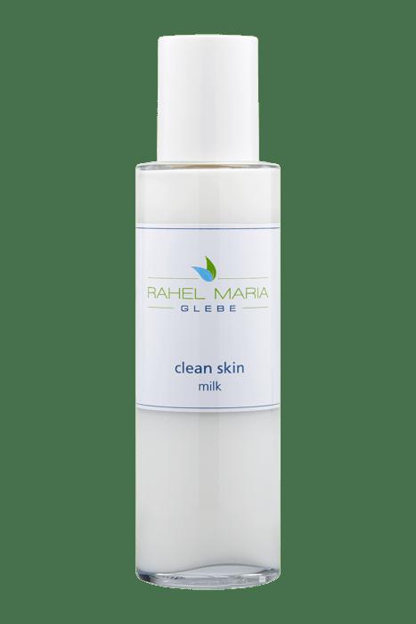 clean skin - milk