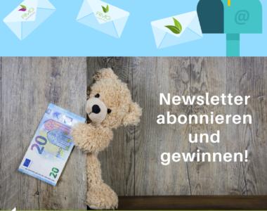 Die neuen RMG Newsletter: Abonnieren und gewinnen