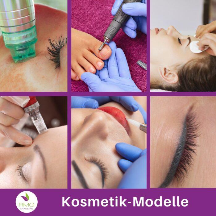 Kosmetik-Modelle gesucht